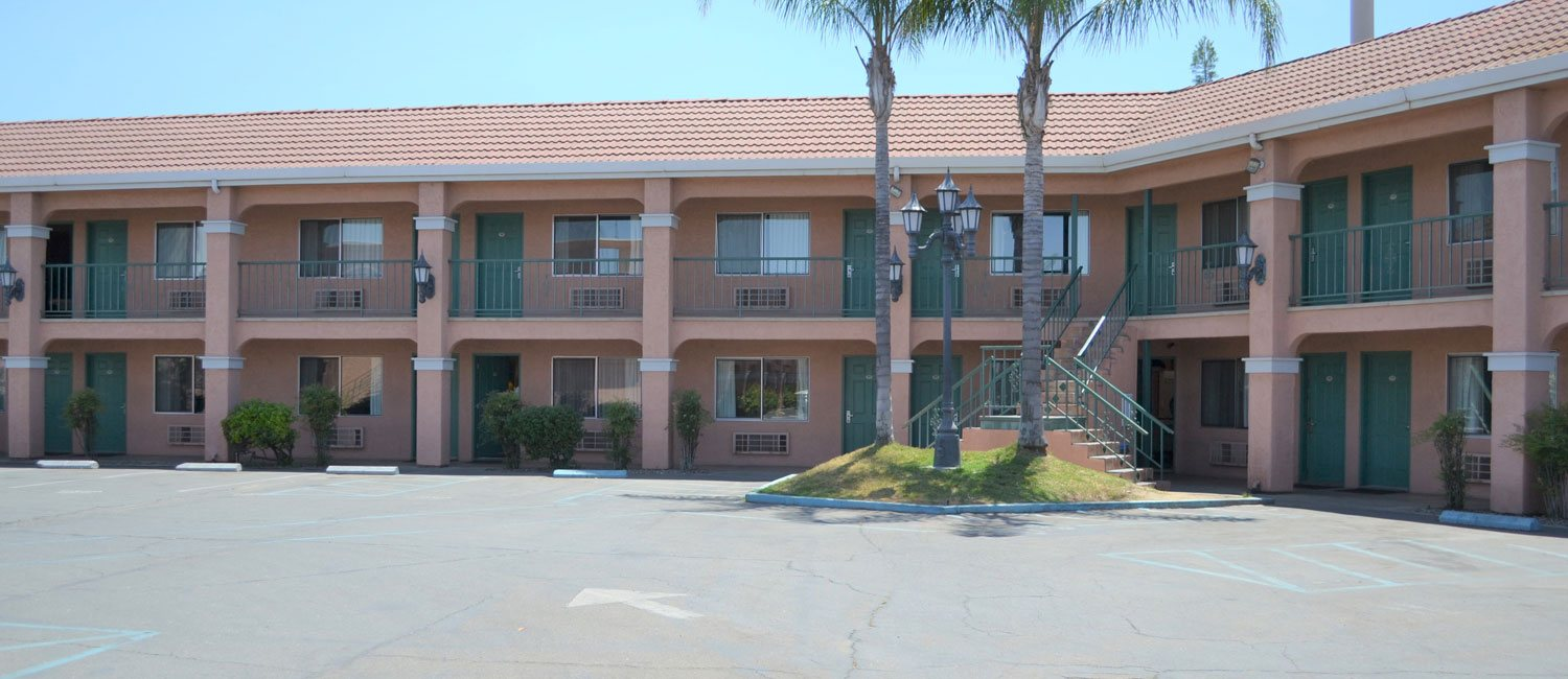 A Short Drive From Merced Airport