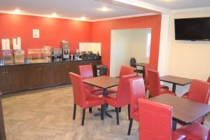 Merced Inn and Suites - Breakfast Area